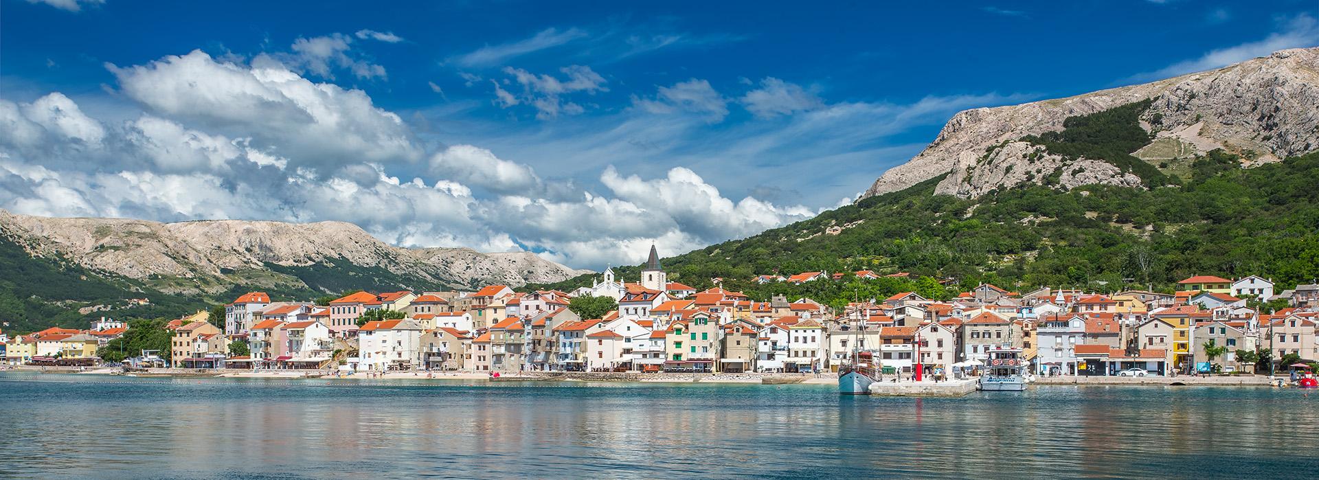 Baska, Isola di Krk - Croazia