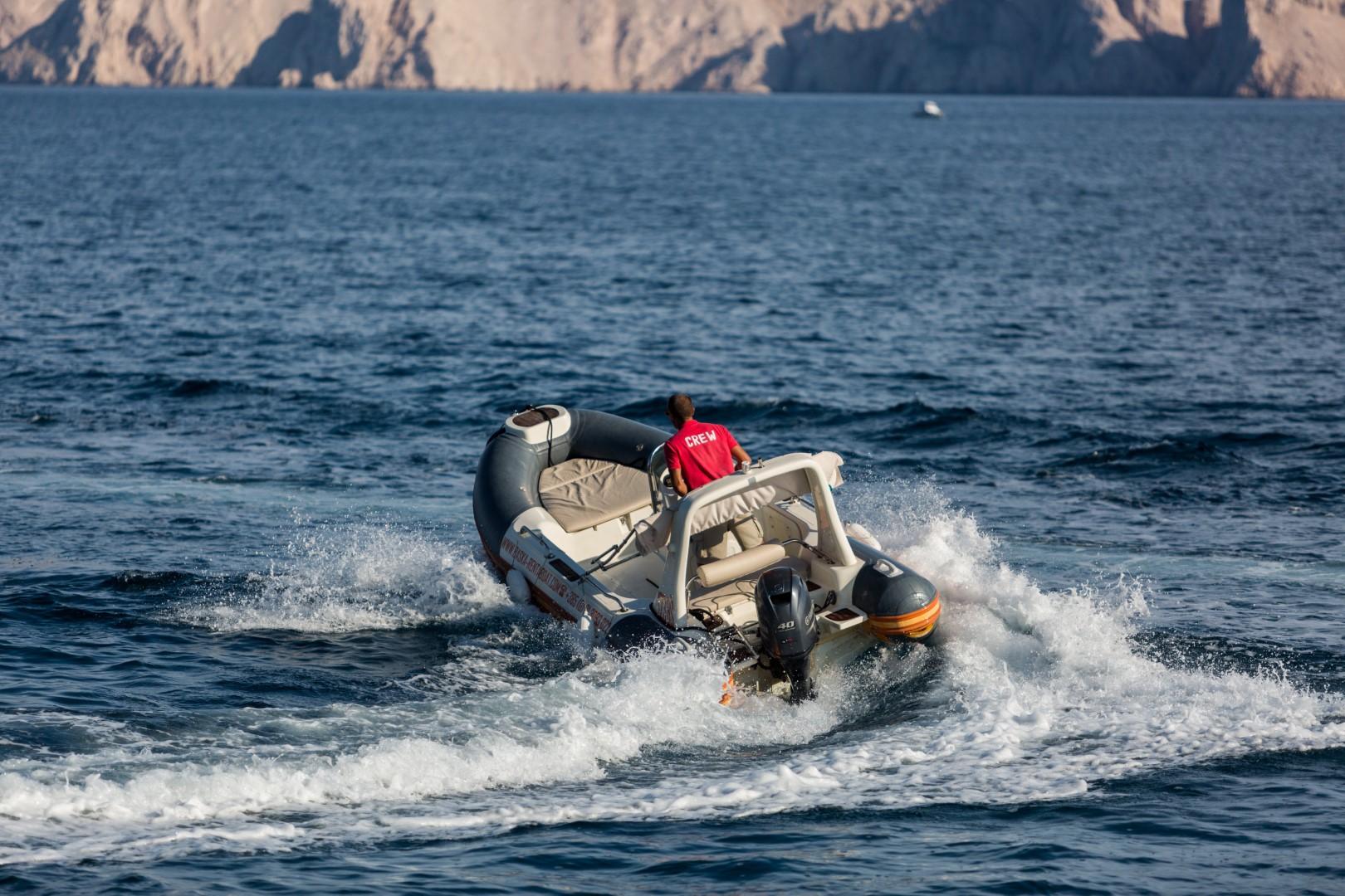 Rent a boat Isola di Krk, Baska - Nautica RP16